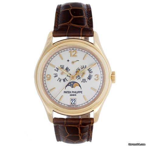 Patek Philippe Annual Calendar Yellow Gold Men s Moonphase for $26 900 for sale from a