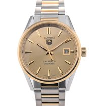 TAG Heuer Carrera Automatic 39 Champagne Dial