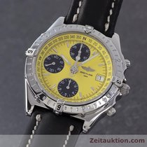 Breitling Chronomat Longitude Gmt Edelstahl Automatik A20048