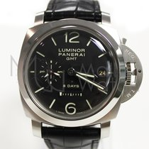 Panerai Luminor 1950 8 Days Gmt Steel 44mm Pam00233