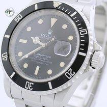 Rolex Submariner Ref.: 16610 von 1987 Box und Papiere