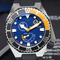 Girard Perregaux 49960-19-431-FK4A Sea Hawk SS / Rubber (25105)