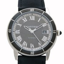 Cartier Ronde Croisiere De Cartier Men's Watch WSRN0003