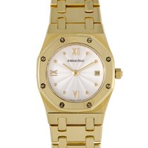Audemars Piguet Royal Oak Ladies Yellow Gold Quartz Watch...