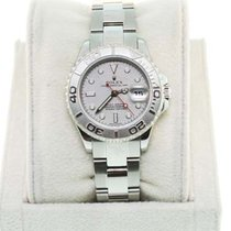 Rolex Yachtmaster 169622 Ladies Stainless Steel Watch