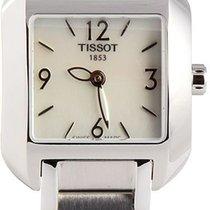 Tissot Women's T02128582 T Wave Stainless Steel Bracelet...