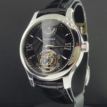 Chopard LUC Quattro Tourbillion 16/91869 Platinum 40mm Limited...