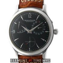 Jaeger-LeCoultre Master Control Reserve de Marche Black Dial...