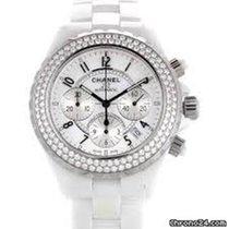 Chanel H1008 J12 Chronograph 41mm Unisex Watch