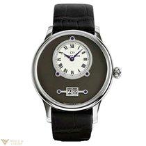 Jaquet-Droz Grande Date 18K White Gold Men's Watch