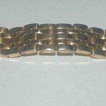Raymond Weil Herren Tango Stahl/gold Armband 18mm Vergoldet