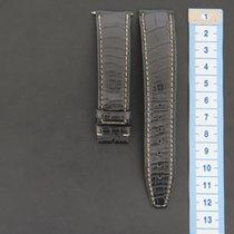 IWC Crocodile Leather Strap 20 mm