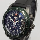 Breitling Skyracer BlackSteel Chronograph Limited edition 44mm...