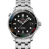 Omega 522.30.41.20.01.001 Seamaster Diver 300m Co-Axial 41mm...