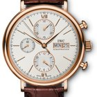 IWC [NEW] Portofino Chronograph Mens IW391020 (Retail:HK$120000)