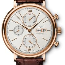 IWC [NEW] Portofino Chronograph Mens IW391020 (Retail:HK$120000)