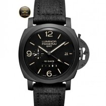 Panerai - LUMINOR 1950 10 DAYS AUTOMATIC GMT CERAMICA - 44MM