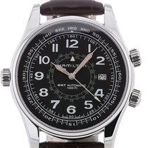 Hamilton Khaki Navi 42 Automatic GMT