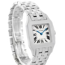 Cartier Santos Demoiselle Stainless Steel Midsize Watch W25065z5