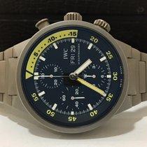 IWC Aquatimer Chronograph Full Titanium Automatico 42mm