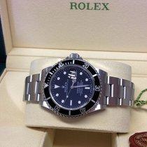 Rolex Submariner Date 16610LN - Engraved Rehaut Box &...