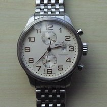 Zeno-Watch Basel OS Pilot Oversized Chronograph