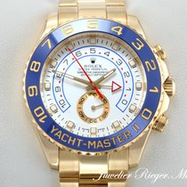 Rolex YACHTMASTER II 116688 GELBGOLD 750 CHRONOGRAPH Yacht-Master