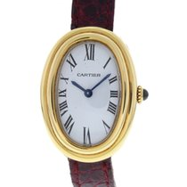 Cartier Ladies Cartier Baignoire 18K Yellow Gold