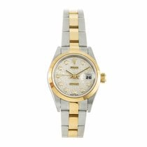 Rolex Lady Datejust Diamond 69163 (Pre-Owned)