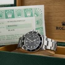 Rolex Submariner 16610 Black Box & Papers SEL