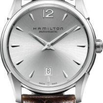 Hamilton Jazzmaster Slim H38515555 Elegante Herrenuhr Swiss Made