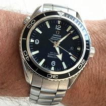 Omega Seamaster Planet Ocean 600m Co-axial 45,5mm (Full Set)