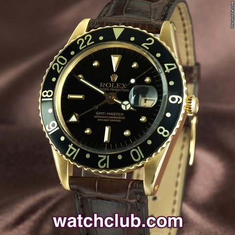 Rolex GMT-Master - &amp;#39;Pre Crown Guard&amp;#39;