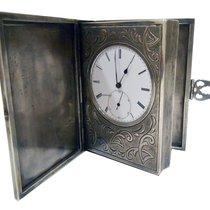 Masonic 1872 VIintage Table Pocket Watch