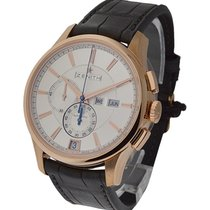 Zenith Captain Mens Chronograph in Rose Gold