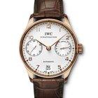 萬國 (IWC) [NEW] IW500113 Portuguese 7 Days Rose Gold