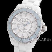 Chanel J12 White Ceramic Soft Blue 38MM 1200Pcs Limited...