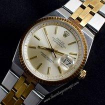 Rolex 1630 Datejust YG/SS with bracelet (50 Anniversary)