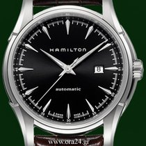 Hamilton Jazzmaster Viewmatic 44mm Automatic Date Open Back