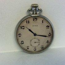 Cyma men's pocket watch, 1960
