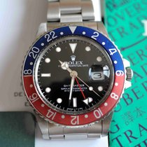 Rolex GMT Master 16750 perfecto-garantía oficial