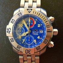 Sector No Limits Diving Team 1000 Titan Automatik Chronograph