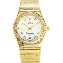 Omega Watch Constellation Small 1177.75.00