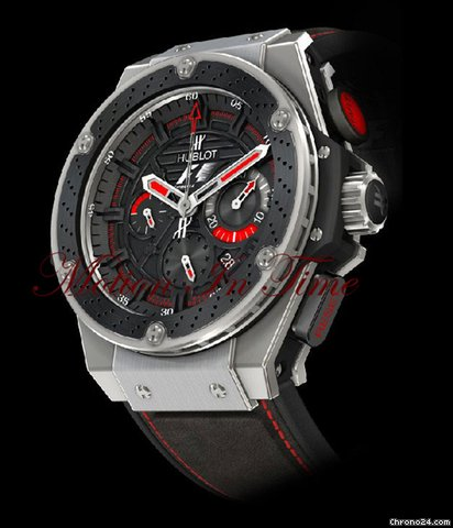 Hublot BIG BANG KING POWER F1 ZIRCONIUM 48mm LIMITED 500 PIECES
