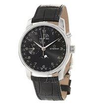 Eterna Men's Soleure Moonphase Chronograph Watch