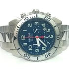 Sector Mountain Centurion Diver 100M Chronograph Date 43mm Blue