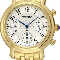 Seiko Chronograph SRW874P1 Damenchronograph Klassisch schlicht