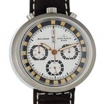 Zeno-Watch Basel Bullhead Chronograph Automatik Day Date 46mm