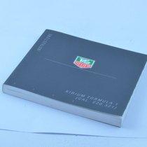 TAG Heuer Manual Anleitung Formula 1 E20.321