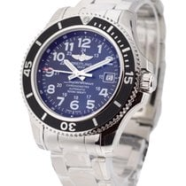 Breitling Superocean II 42 Men's in Steel